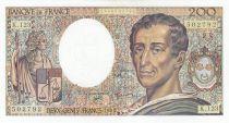 France 200 Francs Montesquieu 1992 - Série K.123