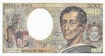France 200 Francs Montesquieu 1994 - Série L.161