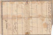 France 200 Livres Louis XVI - without coupons April 1790 - Serial M - 47923