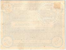 France 25 Centimes Vertus Ville - 1916