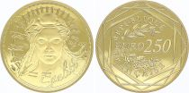 France 250 Euro Or - Marian - 2018 -  UNC - GOLD