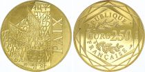 France 250 Euro Or - Peace - 2013 - UNC - GOLD