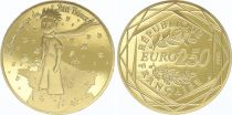 France 250 Euro Or - Petit Prince - 2016  - UNC - GOLD