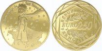France 250 Euro Or - Petit Prince - 2016 - Neuf