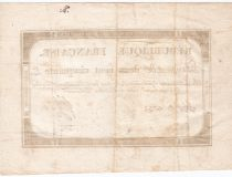 France 250 Livres 7 Vendemiaire An II - 28.9.1793 - Sign.  Fery - TTB