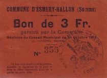 France 3 F Esmery-Hallon n° 355