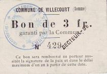 France 3 F Villecourt