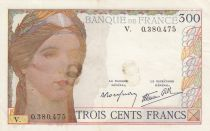 France 300 Francs - 1939 - V.0.380.475 - VF