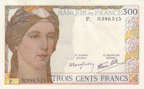 France 300 Francs Cérès et Mercure - 1938 - F.0.386.515 - SUP