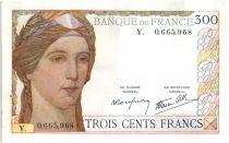 France 300 Francs Cérès et Mercure - 1939