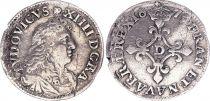 France 4 Sols Louis XIV des Traitants  1675 - D Lyon