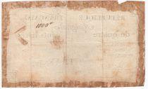 France 400 Livres 21-11-1792 - Sign. Fleuriel Serial 572 - F+
