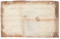 France 400 Livres 21-11-1792 - Sign. Henry Série 1134 - PTB