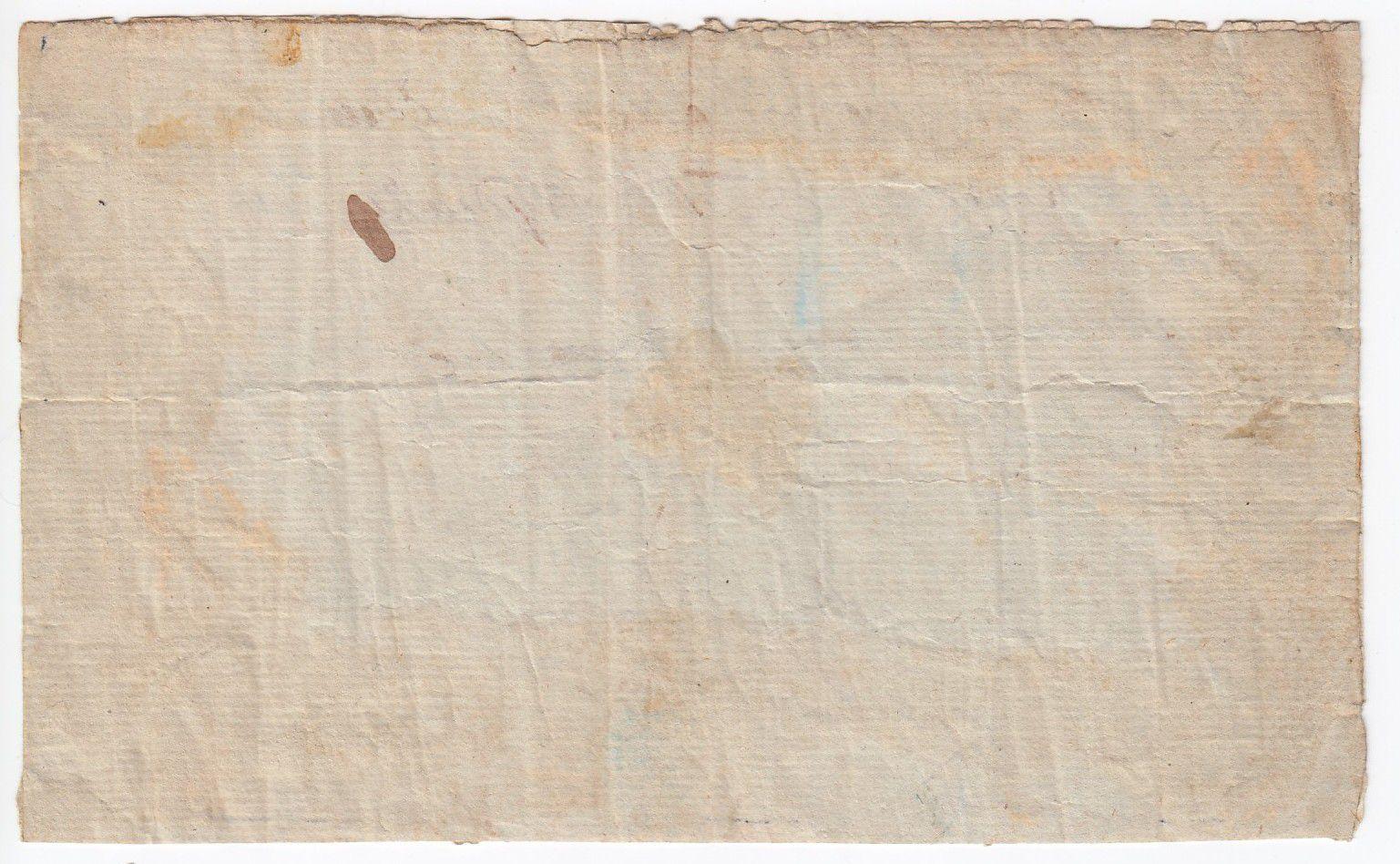 France 400 Livres 21-11-1792 - Sign. Manuel Série 1481 - PTB