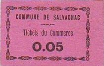 France 5 cent. Salvagnac