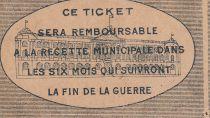 France 5 cent. Toulouse City
