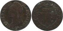 France 5 Centimes Dupré - Consulat - An 9 A Paris (1800)