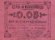France 5 Centimes Marchiennes