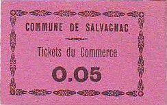 France 5 Centimes Salvagnac