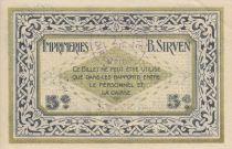 France 5 Centimes Toulouse Ville