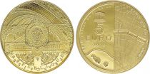France 5 Euro OR  - Musée de Orsay - 2016 - Frappe BE - sans boîte ni certificat