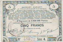 France 5 F 70 communes