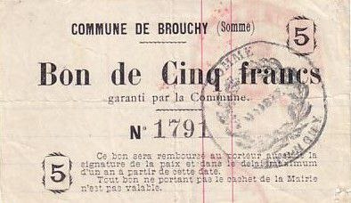 France 5 F Brouchy