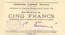 France 5 F Epehy