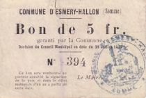 France 5 F Esmery-Hallon n° 394