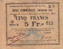 France 5 F Fampoux