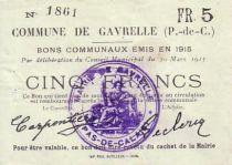 France 5 F Gavrelle