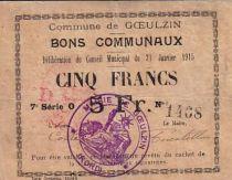 France 5 F Goeulzin