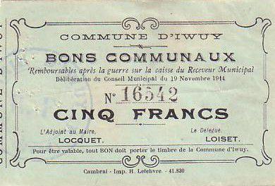 France 5 F Iwuy