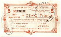 France 5 F La Capelle Commune - 1915