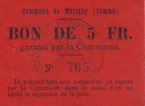 France 5 F Matigny