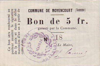 France 5 F Moyencourt