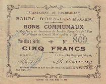 France 5 F Oisy-Le-Verger