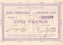 France 5 F Orchies