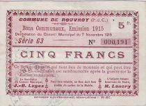 France 5 F Rouvroy