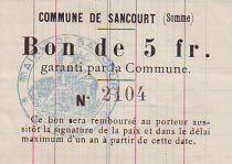 France 5 F Sancourt