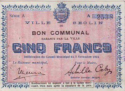 France 5 F Seclin