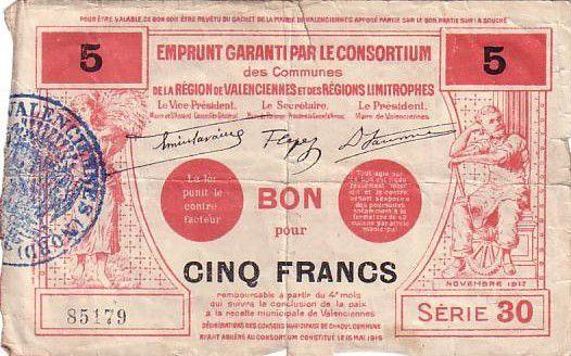 France 5 F Valenciennes