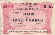 France 5 F Villers-Campeau