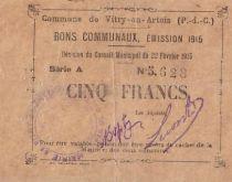 France 5 F Vitry-En-Artois