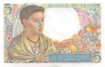France 5 Francs Berger - 02-06-1943 Série F.20 - NEUF