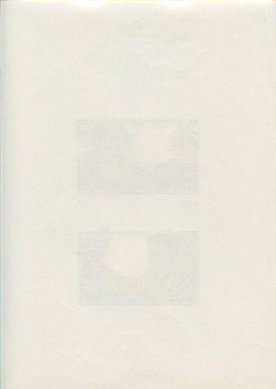 France 5 Francs Berger - Planche Spécimen - 1967