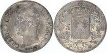 France 5 Francs Charles X - 2 em type - 1827 MA