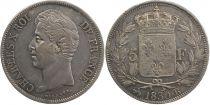France 5 Francs Charles X - 2 em type - 1829 B Rouen