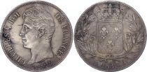 France 5 Francs Charles X - 2 em type - 1830 A Paris