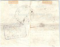 France 5 Francs Douai Commune - 1914